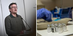 Anders Tegnell, statsepidemiolog  Folkhälsomyndigheten.