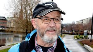 Lennart Norberg, 82 år, pensionär, Sundsvall: