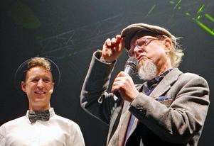 Pelle Lindström fick Juryns specialpris på Dalecarlia Music Awards 2017.
