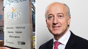 Vid årsskiftet tar Robert Halef (KD) över som styrelseordförande i Telge energi.