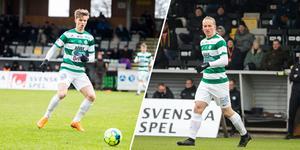 Samuel Holm och Douglas Karlberg får chansen från start.