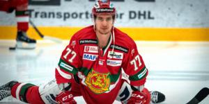 Michael Keränen är klar för spel i den schweiziska andraligan.