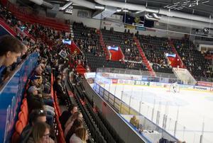 Scaniarinken – Södertäljes hockeytempel.