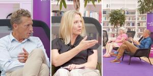 Högskolan Dalarna arrangerade ett samtal på temat besöksnäringen i coronatider.