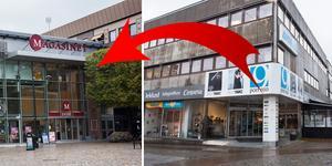 Systembolaget ska flytta från Port 9 in i Åhléns gamla lokaler i Magasinet.