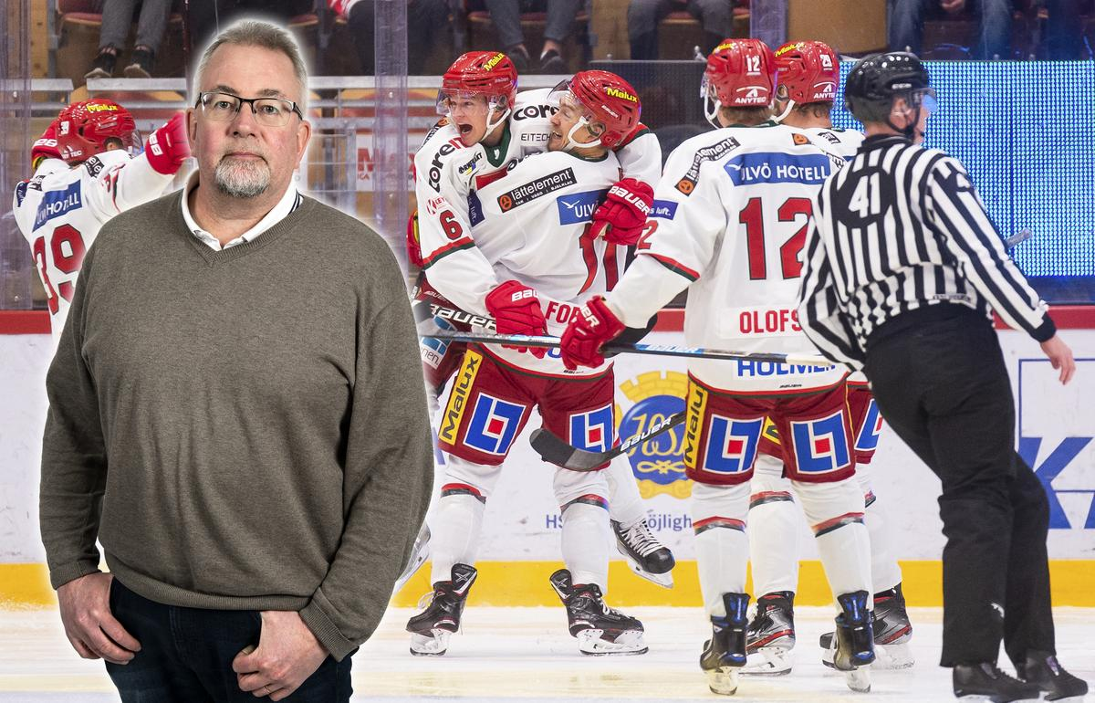 Hägglund: En vecka att gilla för Modo i en hockeyallsvenska som rockar
