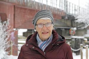 Mai Berggren lämnade in sitt medborgarförslag om att uppmärksamma riksdagsledamoten Rosa Svensson redan för sex år sedan – nu blir det verklighet.