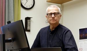 Dagarna före nyår städade Bengt Storbacka kontoret på Masugnen efter 20 år på lärcentret som skapat många utbildningar anpassade efter arbetsmarknadens behov.