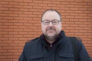 Lars Karlsson, ordförande i kunskapsnämnden i Sandvikens kommun.