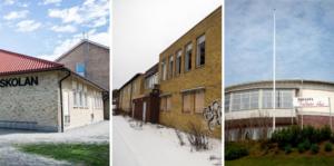 Ytterlännässkolan, Ytterlännäsgården och Bollsta folkets hus är enligt Ådalspartiet – folkets röst exempel på kommunal missförvaltning i Bollstabruk.