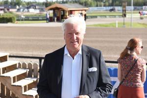 Lennart Bäwerholm trivs på Dannero, för andra året i rad tog en av hans hästar hem Svenskt Kallblodskriterium på banan.