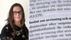 Susanne Sjöstedt: Självklart måste hon få stanna – Barnkonventionen måste betyda något