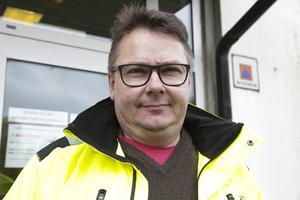 """""""Vi ser att vi i dagsläget inte kan leva upp till kravet som väghållare på de vägar som det kommer att införas parkeringsförbud på"""", säger trafikingenjör Mats Lidestig."""