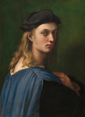 Rafaels porträtt av Bindo Altoviti från 1515.