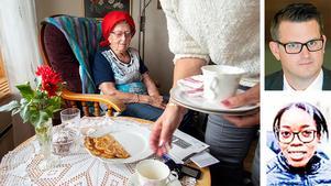 Moderaterna kommunalråd Anders Åhrlin och  gruppledaren, Social välfärd melie Jaxell, skriver om värdet av privata alternativ inom hemvården.