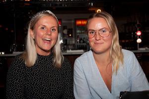 Circus. Johanna Nyrén och Sofie Carlsson