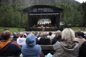 Weeping WIllows konsert i Skule innebär den sista på naturscenen för denna sommar.