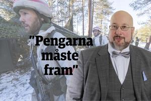 Det här är en ledartext av Patrik Oksanen som skriver om säkerhetspolitik och försvar för flera av MittMedias liberala och centerpartistiska tidningar. Oksanen är till vardags politisk redaktör på Hudiksvalls Tidning (c).