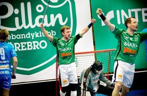 Mikael Nilsson var tillbaka i Lillån när Hagfors bortabesegrades.