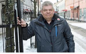 Stefan Kanerva, tidigare ordförande i Voon, Vård och omsorg i Norrland.