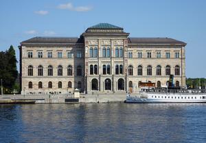 Nationalmuseum. Foto: Holger Ellgaard