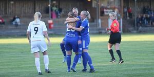 Rimbo vann med 4–2 mot Sollentuna i juni