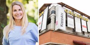 Emma Ellström är positiv till beskedet att bolaget Cashcom inte har försatts i konkurs, något som Stockholms tingsrätt meddelade under tisdagen.