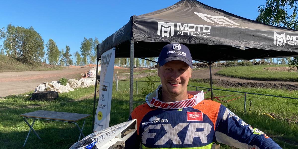 "Elowson starkast i Falköping: ""Riktigt tufft race"""