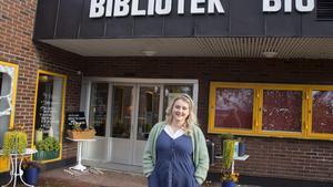 Emelie Öberg tycker att det ska bli spännande att se vilka skådespelare från serien som kommer till Söråker.