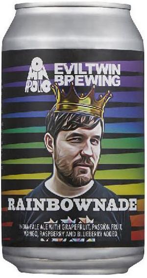 Rainbownade Evil Twin Brewing/Omnipollo.