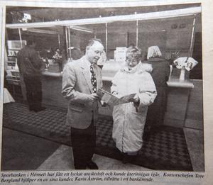 Bild från ÖA 26/10 1993.