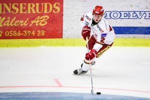 Jesper Sellgren har varit en ledande back i Modo. Foto: Fredrik Karlsson / BILDBYRŁN.