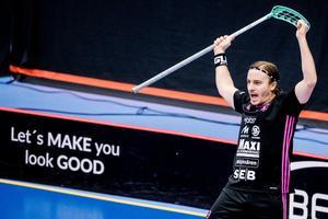 Fem mål blev det tillslut, av Galante-Carlström som går upp i poängligaledning.