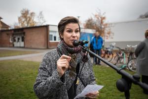 Liza Lundberg (S), ordförande för barn- och utbildningsnämnden i Falun, skriver att minskningen av barngrupper inte skett på bekostnad av personaltäthet.