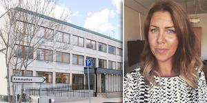 """""""Vi socialdemokrater satsar i vårt budgetförslag för 2020 nästan hela reformutrymmet på skolan"""", skriver kommunalrådet Johanna Odö (S) i insändaren."""