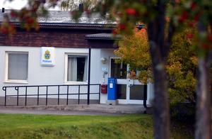 Polisstationen i Ånge rapporterar om besök från övriga Medelpad.