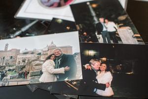 Patrik och Dammi träffades 2005 och förlovade sig 2007.