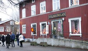 Flera olika bud har lagts på Guldkringlan i Grythyttan från intresserade. Högstbjudande vinner säger konkursförvaltare Erik Lingsell som sköter försäljingen.