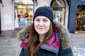 Victoria Lehnberg, 29, projektledare, Sundsvall: