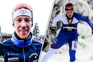 Erik Rost tog EM-guld i Bulgarien medan det blev silver för Magdalena Olsson.