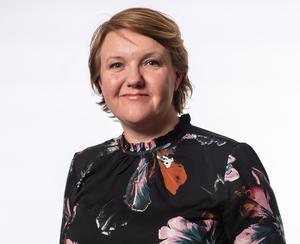 Linda Wijkström, kommersiell chef Elitfotboll Dam.