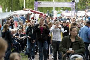 Det blir ingen Matfestival i Skövde i år på grund av coronapandemin.