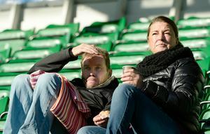 Susanne Lander, sportchef i SDFF. Foto: Håkan Humla