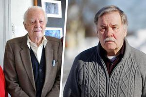 Otto Stjernquist, tidigare platschef på bruket i Långshyttan och Allan Mattsson, tidigare IF Metallordförande på samma bruk, möttes i många hårda duster.