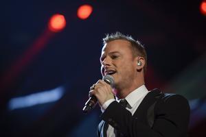 Magnus Carlsson är på turné. 27 november kommer han till Revsunds kyrka. Foto: TT
