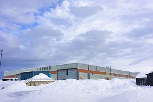 Här på Frösön i Jämtland etablerar sig Synsam i stället för i Ockelbo.