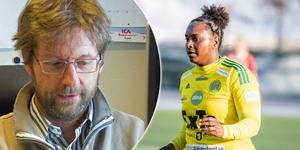 Sven Cahling hoppas få se Samantha Brand i Ljusdals färger även i höst