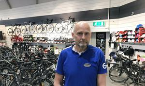 Peter Högström, Intersport Härnösand.