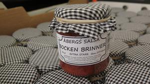 Stockholmarna gillar salsan Bocken Brinner. – Den signalerar Gävle på ett positivt sätt, säger Johan Åberg.