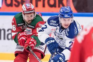 Martin Grönberg var besviken efter att säsongen tog slut på tisdagen. Bild: Daniel Eriksson/Bildbyrån